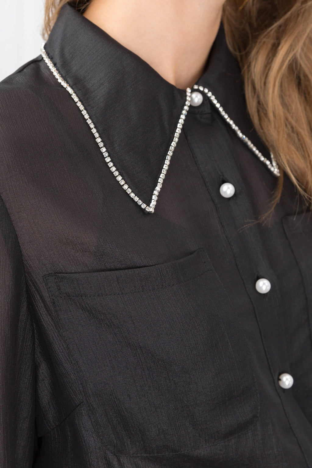 The Cheeky Kerra Blouse in Tops by J.ING - an L.A based women's fashion line