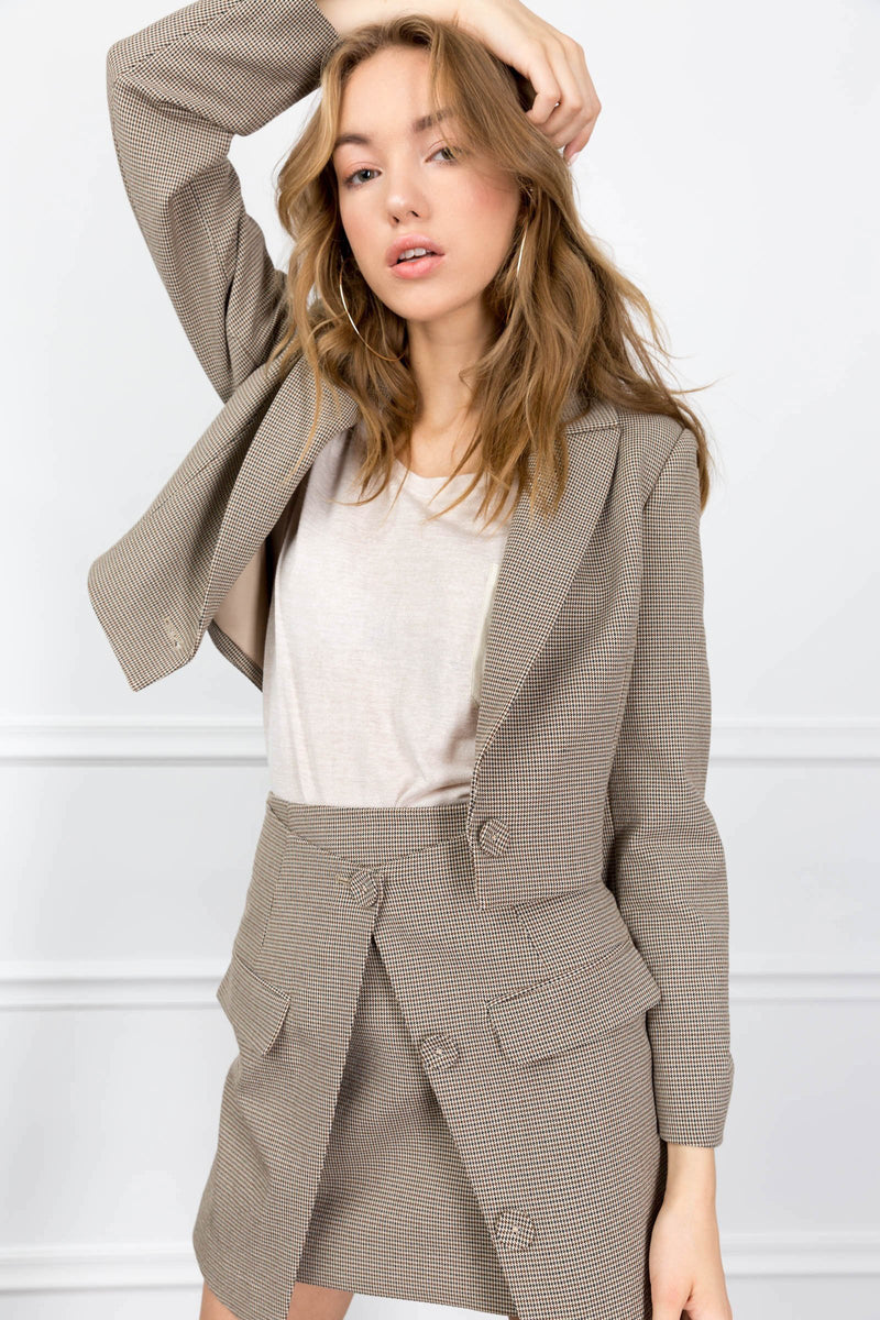 The Jasmine Blazer in Coats & Jackets by J.ING - an L.A based women's fashion line
