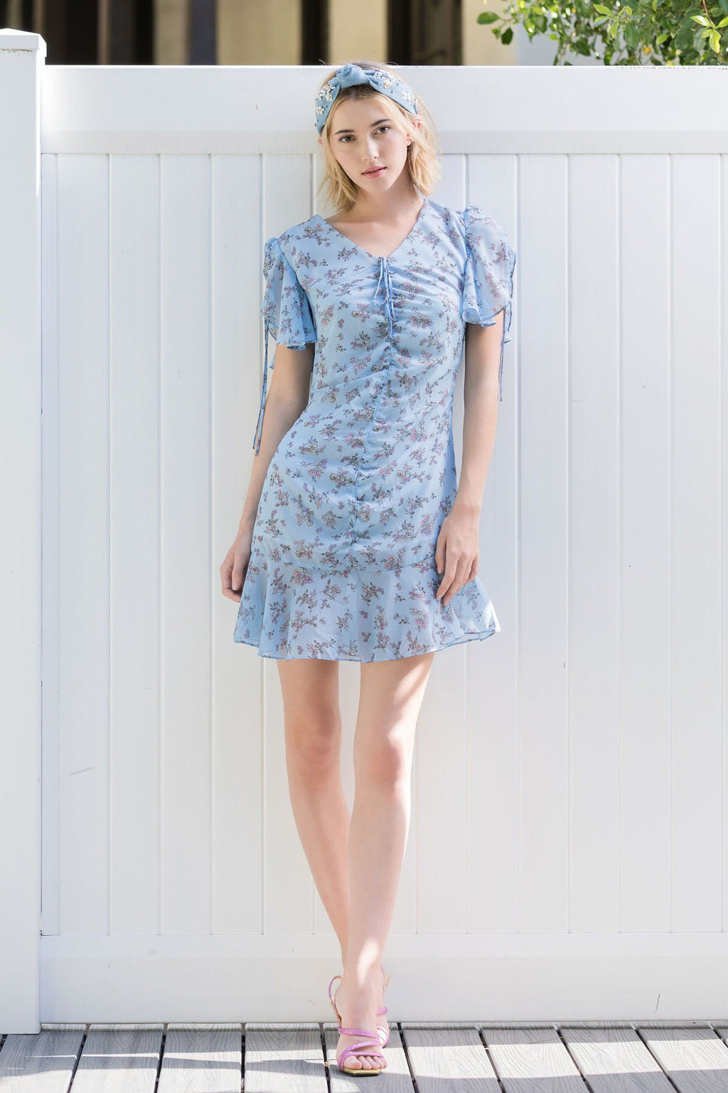 The Katrina Dress in Dresses by J.ING - an L.A based women's fashion line