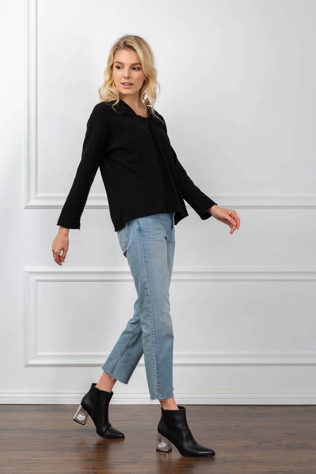 Tilly Sweater Black