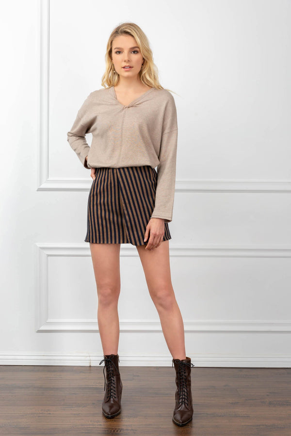 Tilly Sweater Tan
