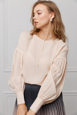 Tracy Silk Top in Tops by J.ING - an L.A based women's fashion line