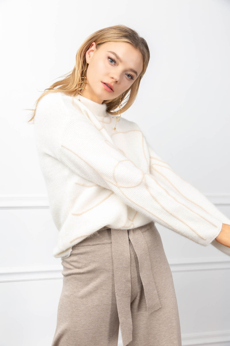 Trinity Sweater Beige