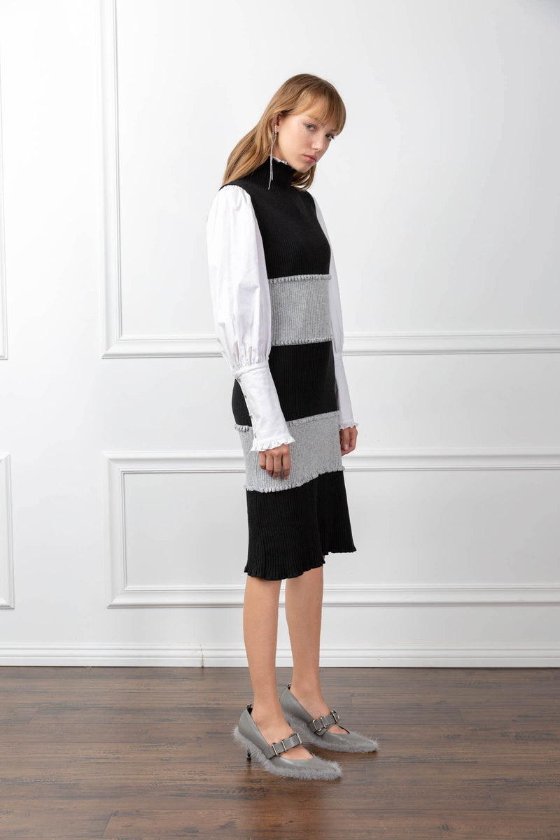 Veronica Dress in Knitwear by J.ING - an L.A based women's fashion line