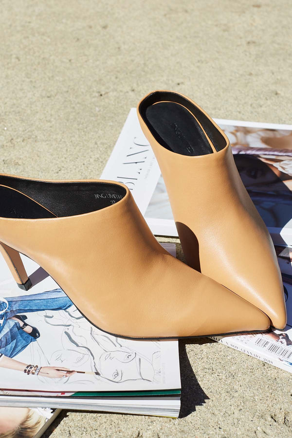 Ariana Mules in SHOES by J.ING - an L.A based women's fashion line