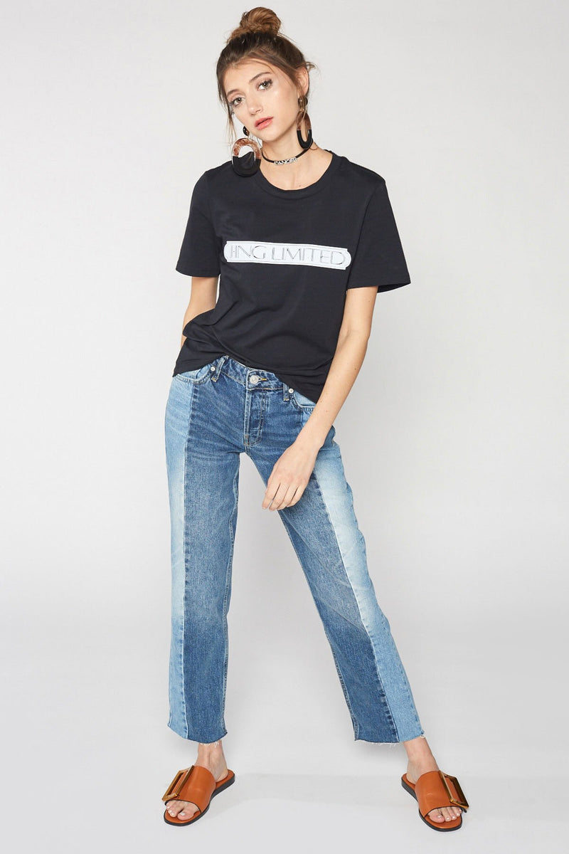 The JING LIMITED Tee in Tops by J.ING - an L.A based women's fashion line