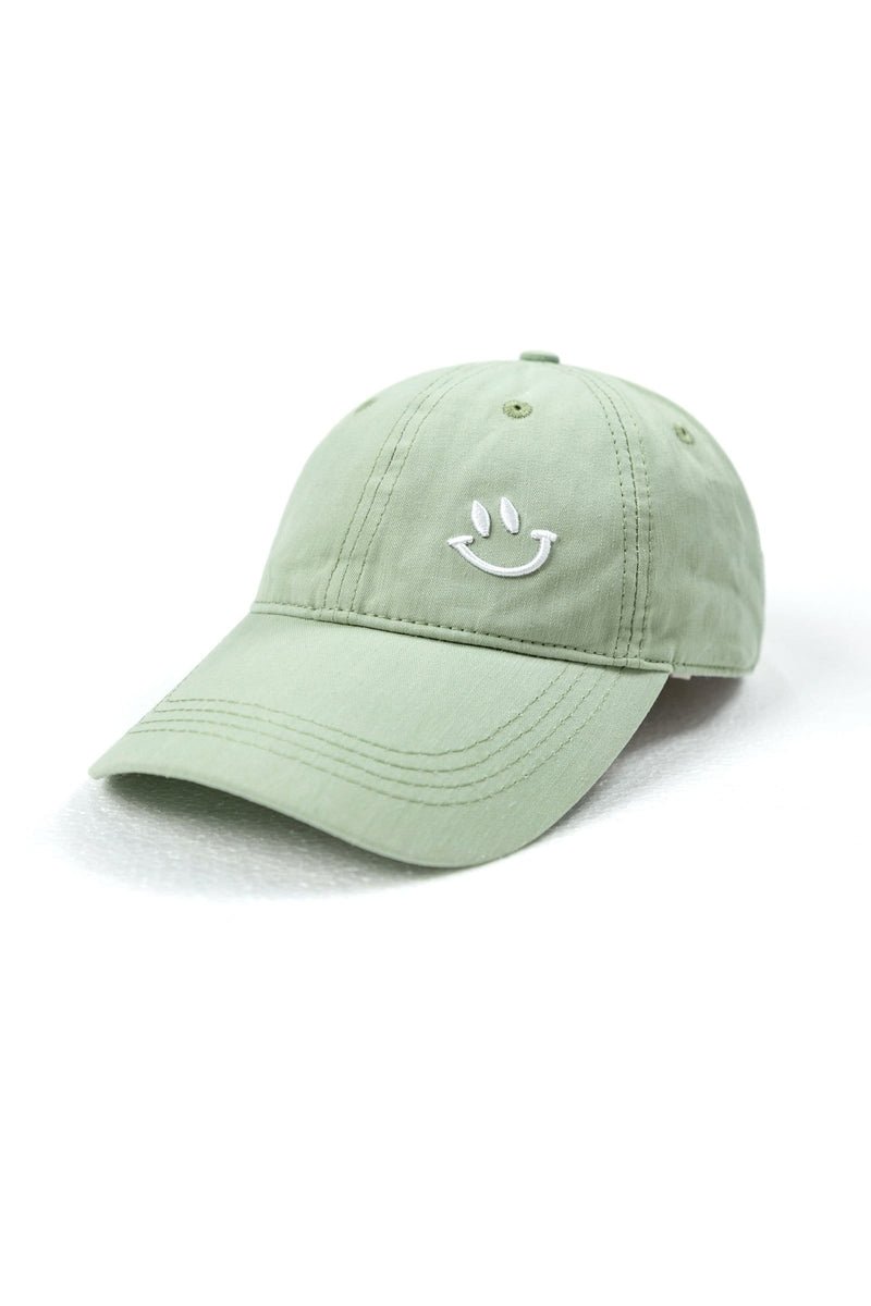 Smile Mint Baseball Cap