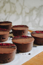 Load image into Gallery viewer, Choc Raspberry Cups