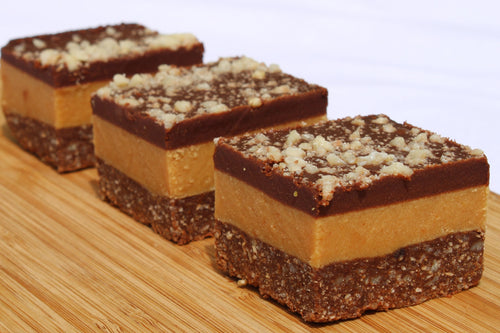 Peanut Butter Slice