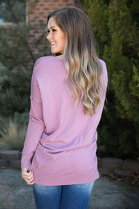 Dreamers V-neck Soft Sweater | 6 Color Options