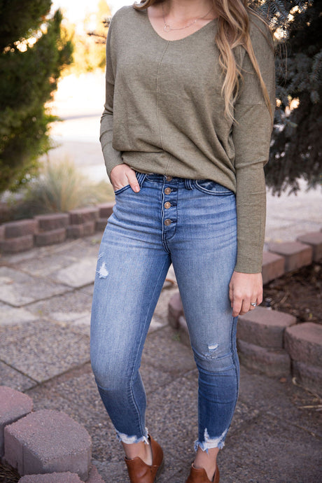 Brynn KanCan Light Wash Jeans
