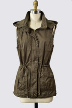 Load image into Gallery viewer, Vintage Utility Vest | 3 Color Options