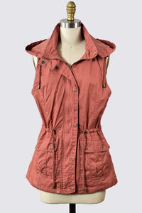 Vintage Utility Vest | 3 Color Options
