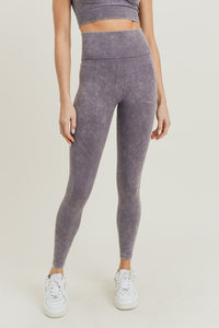 Mono B Mineral Wash Leggings