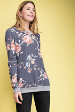 Load image into Gallery viewer, Floral Long Sleeve Top