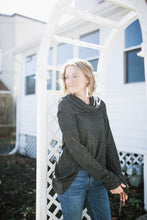 Load image into Gallery viewer, Adora Cowl Neck Pullover