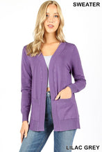 Load image into Gallery viewer, Classic Cardigan | 3 Color Options