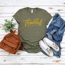 Load image into Gallery viewer, Thankful Tee | S-3X