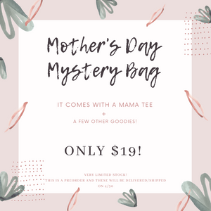Mother's Day Mystery Bundle