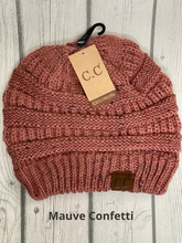 Load image into Gallery viewer, CC Beanie | Classic & Confetti (Various Colors)