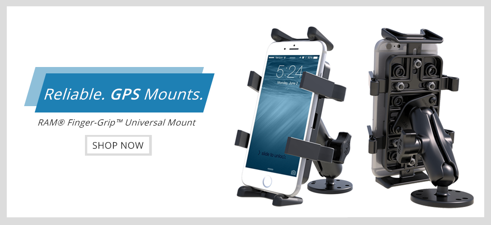 GPS Mounts - RAM Mounts Asia Pacific Reseller