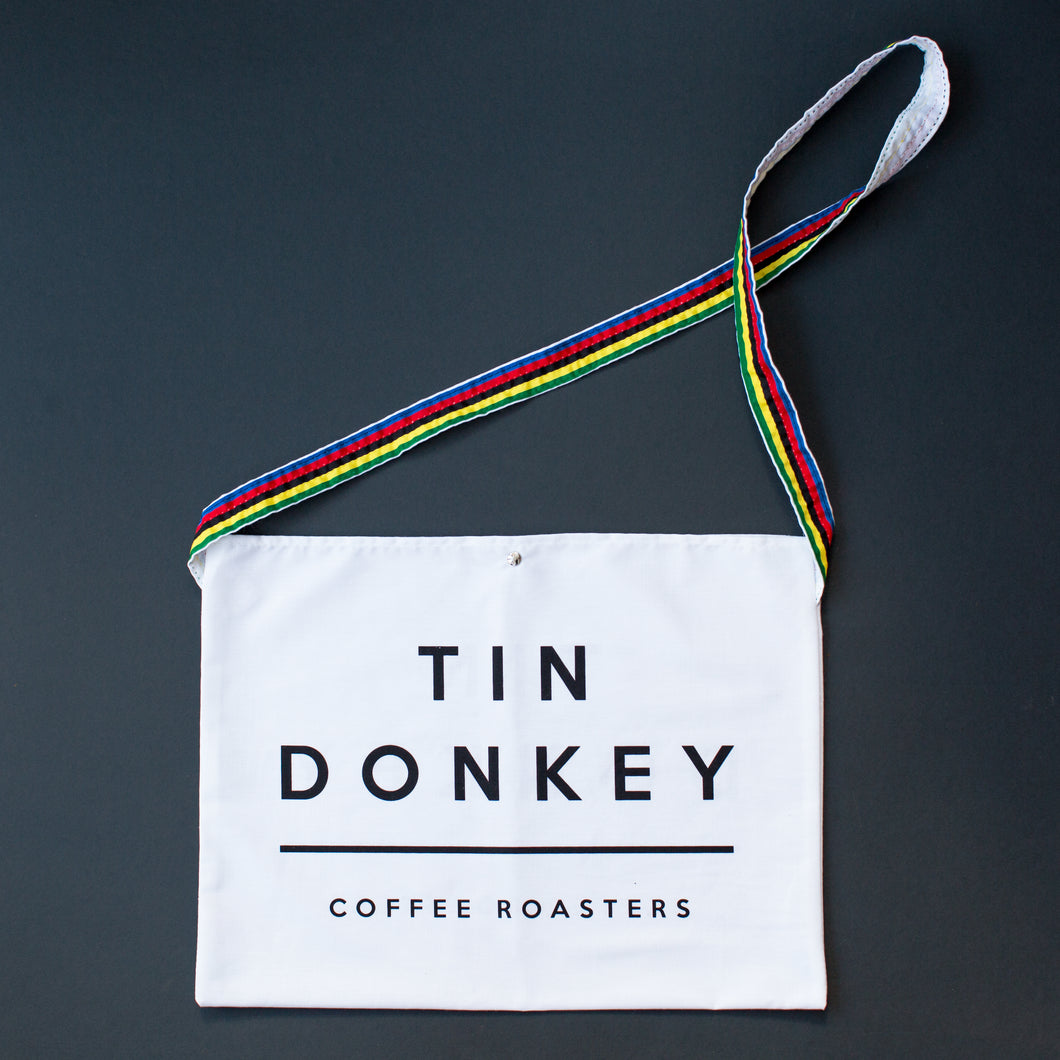 Tin Donkey Musette Bag