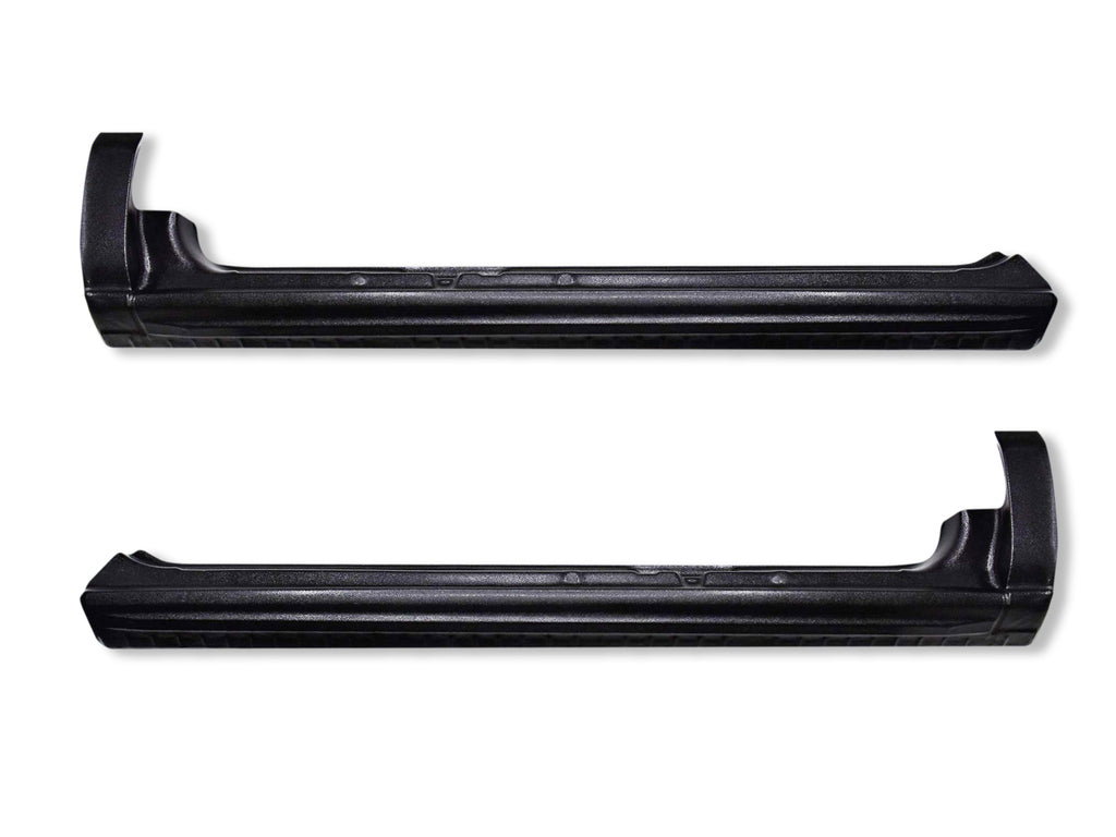 1999-2006 Silverado/Sierra Extended Cab 4-Door, Slip On Rocker Panel + Cab Corner Cover