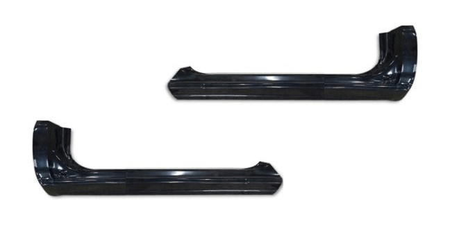 1999-2006 Silverado/Sierra Single Cab, Slip On Rocker Panel +Cab Corner Cover