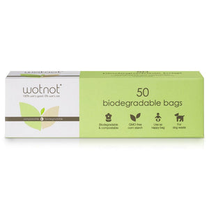 Compostable Nappy/Bin Bags