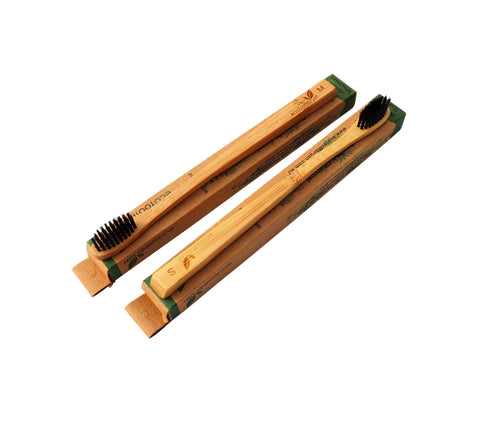 Charcoal & Bamboo Toothbrush