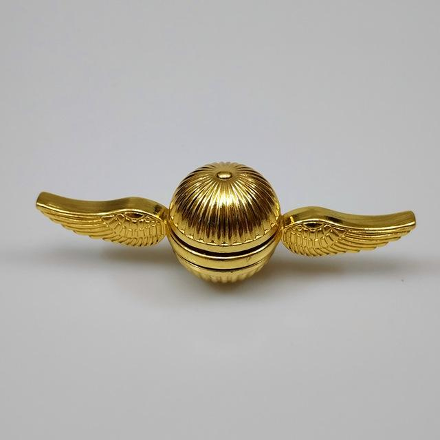 Golden Snitch Fidget Spinners