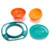 Image of Gyroscope Spill-Proof Baby Bowl