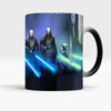 Image of Star Wars Heat Reveal Coffee Mugs