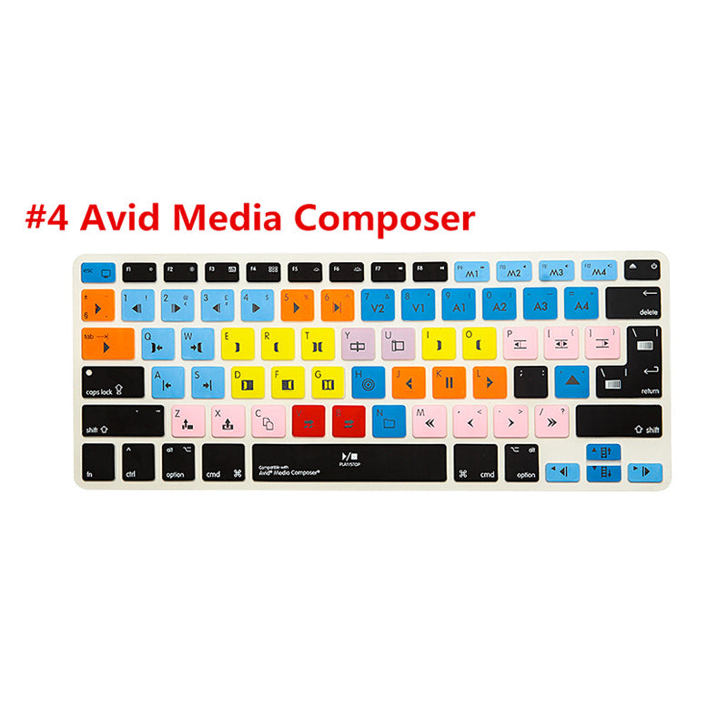 Editing Shortcut Keyboard Cover for MacBook