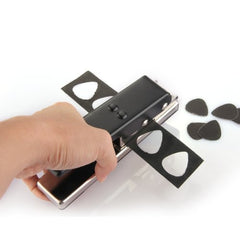 Guitar Pick-Making Punch Tool