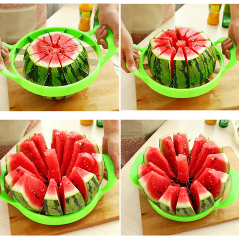 Easy Melon Slicer