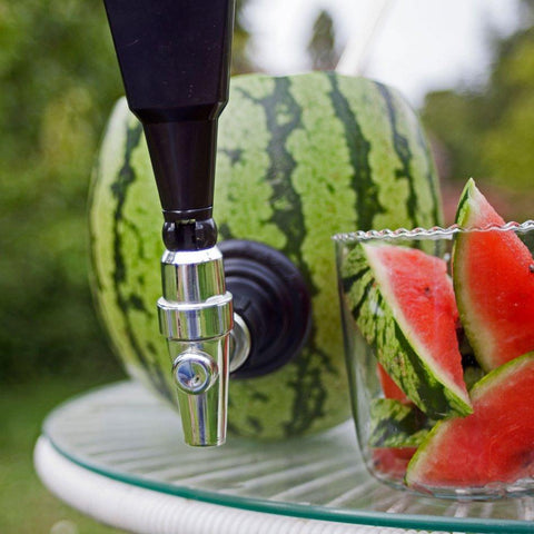 Watermelon Keg Tap