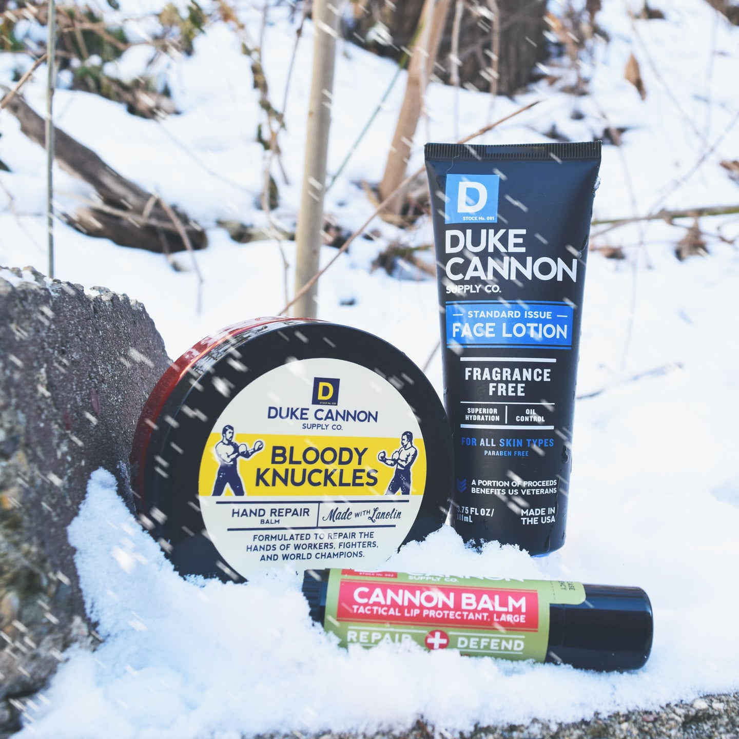 Winter Defense Kit - Duke Cannon