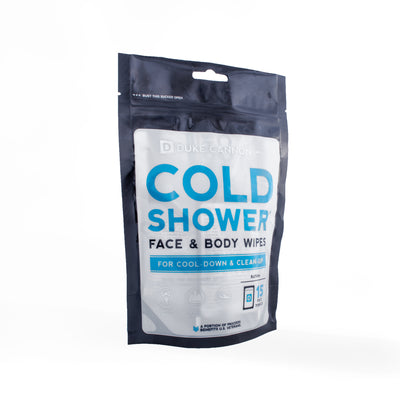 Cold Shower Cooling Field Towels Multipack Pouch - Duke Cannon