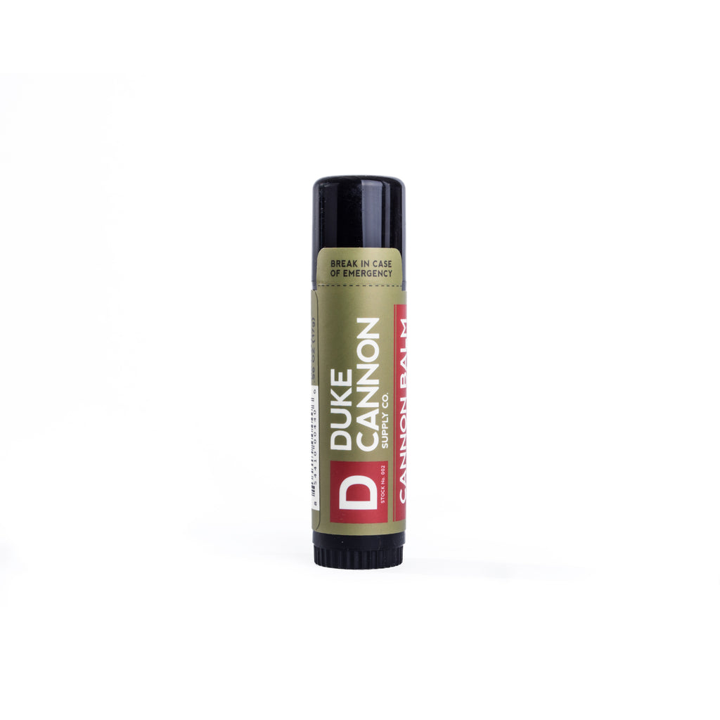 Cannon Balm Tactical Lip Protectant - Duke Cannon