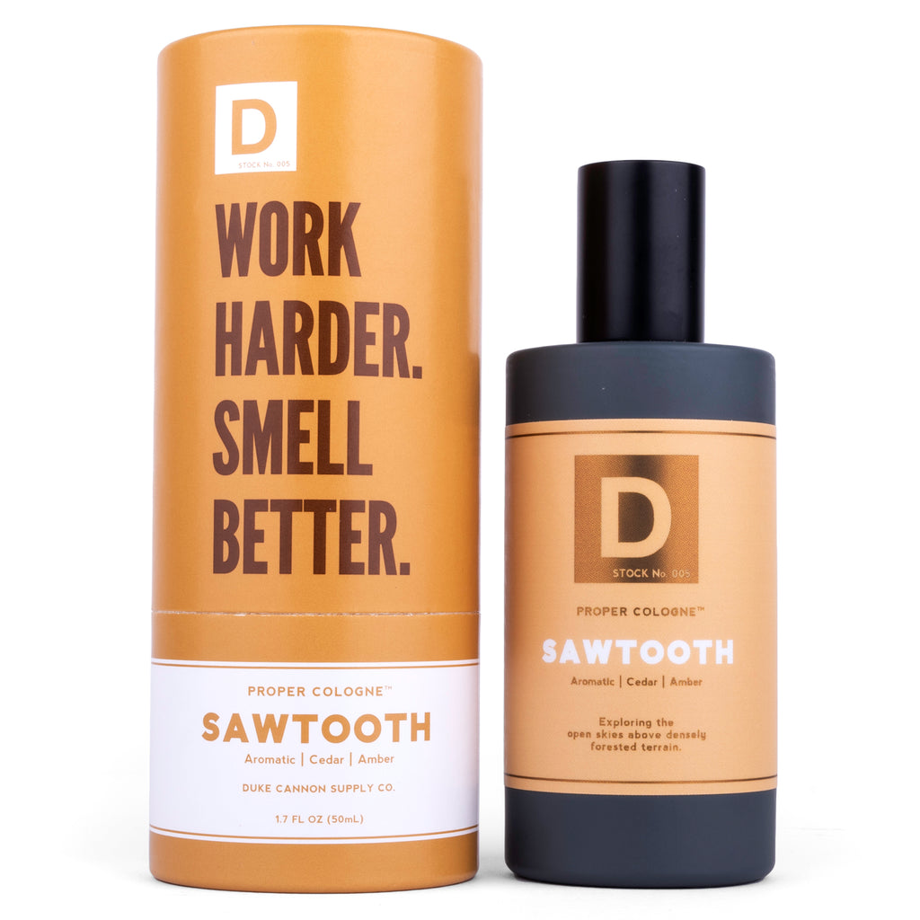 SOLD OUT - Proper Cologne - Sawtooth - Duke Cannon