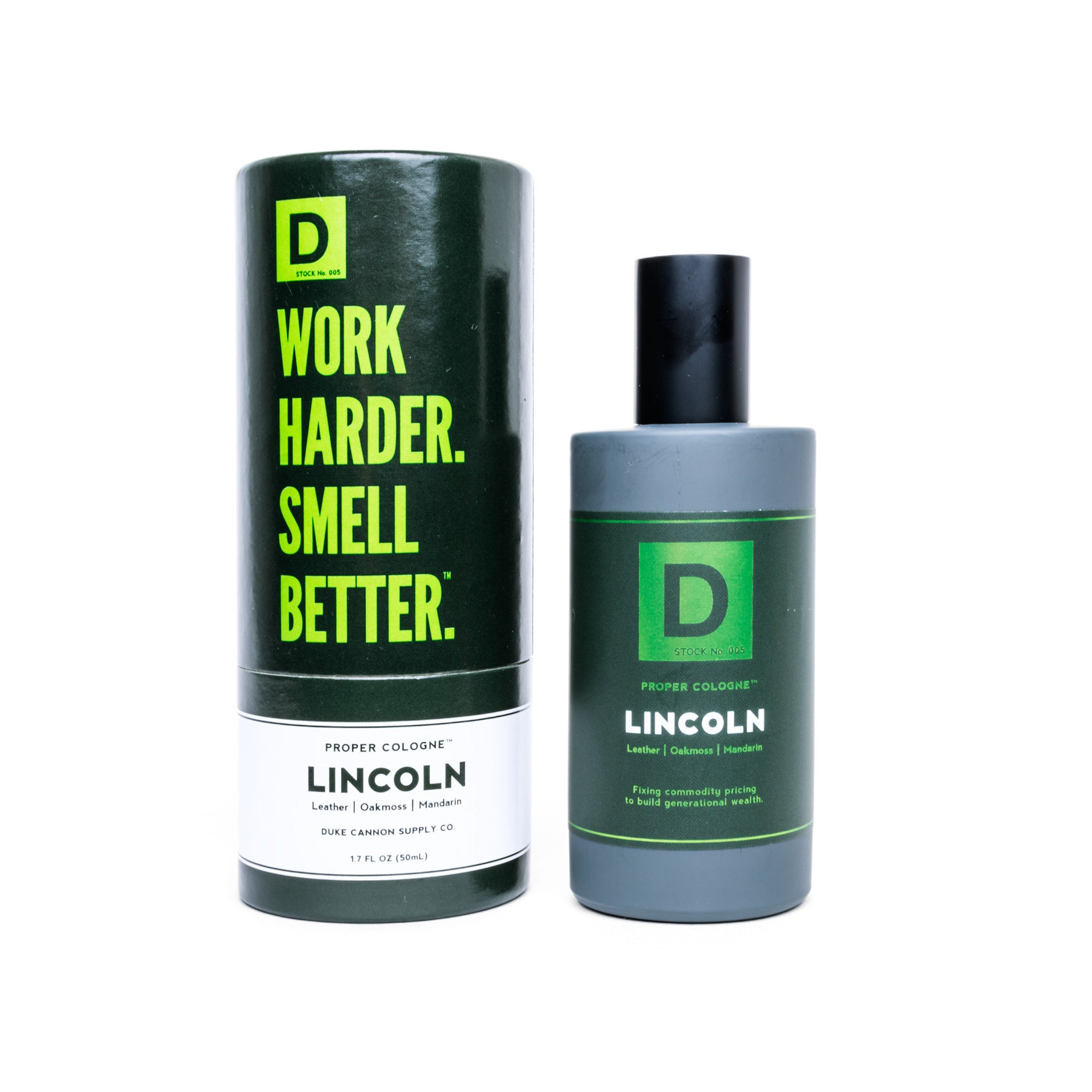 Proper Cologne – Lincoln