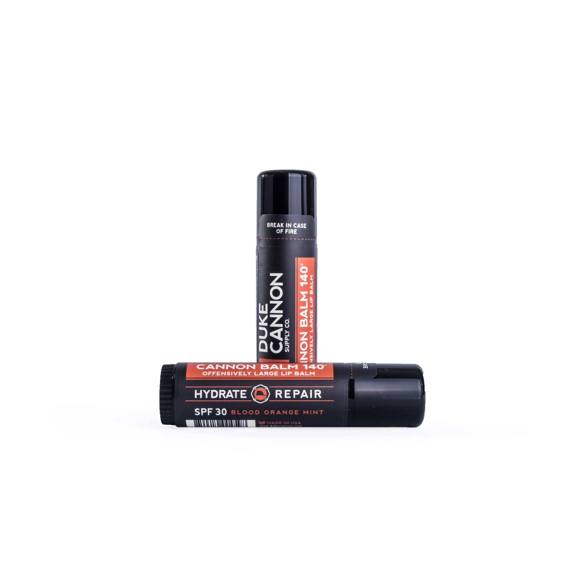 Cannon Balm 140° Tactical Lip Protectant - Duke Cannon