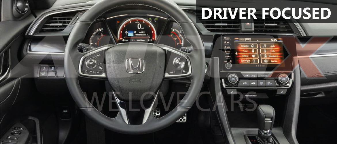 Driver Focused Technology