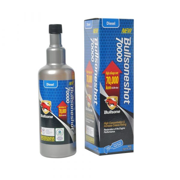 Bullsone 70000 For Diesel Engine 500ml