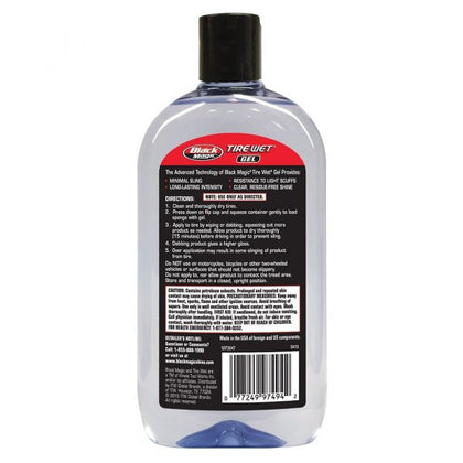 Tire Wet Gel, 16 oz.