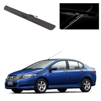 Honda City Led Scuff Door Panel Model 2018-2020