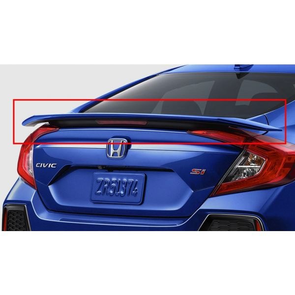 Honda Civic RS Spoiler With Light 2016-2020