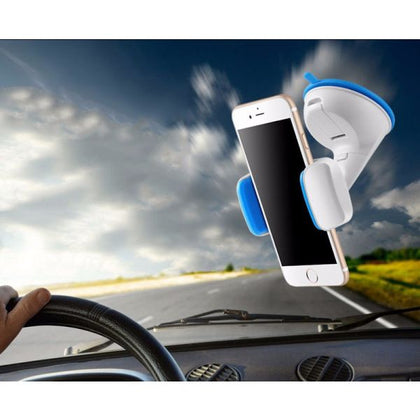 360 Degree Silicone Sucker Mobile Phone Holder