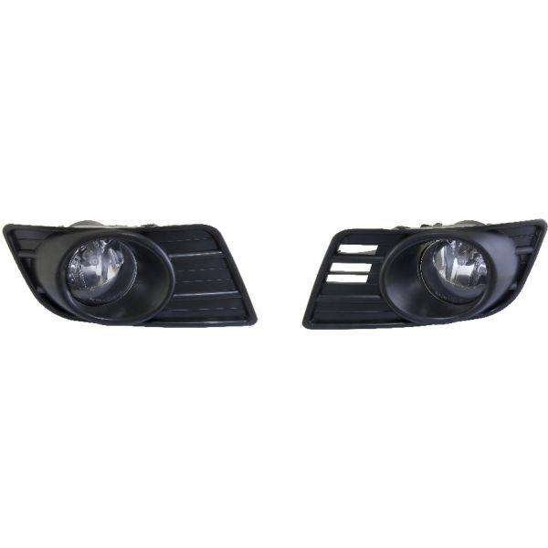 Suzuki Swift DLAA Fog Lamps